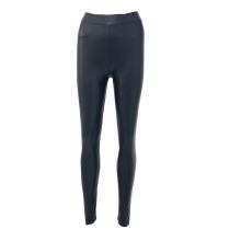 Autumn Winter High Waisted Female PU Pants Skinny Stretch Women Pencil Pants Pantaloons Plain Bottom