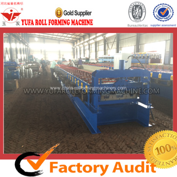 Floor Deck Forming Machine For Construction Materials making