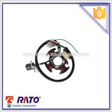 High quality 4 poles mult-pin motorcycle magneto coil assy