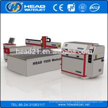 CE certificate HD1525-380 high pressure water jet glass mosaic cutting machine