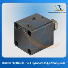 Leichtes kompaktes Hydraulikzylinder