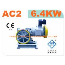 6.4KW Motor de elevador de AC-2 Canon
