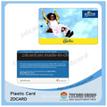 RFID PVC Hotel Key Access Control Card with Magnetic Strip