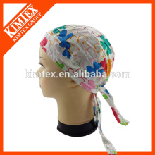 Hot sale pirate bandana/promotion cotton bandana cap/bandit headwear
