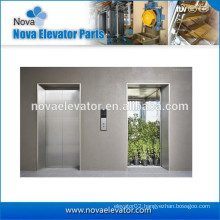 630KG Machine Roomless, 1.0M/S Passenger Elevators cabin