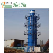 Desulfurizador del depurador de biogás del dióxido de azufre con acero de carbono para el digestor