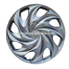 El diseño profesional modificó para requisitos particulares haga el molde de la cubierta de la rueda del parte movible del molde