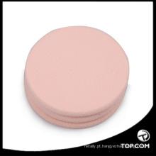 sopro cosmético redondo da esponja / esponja cosmética do sopro esponja do retângulo / esponja forma do ovo