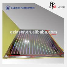 GZ-373 Прокладка для изготовления голограмм с рисунком стойки