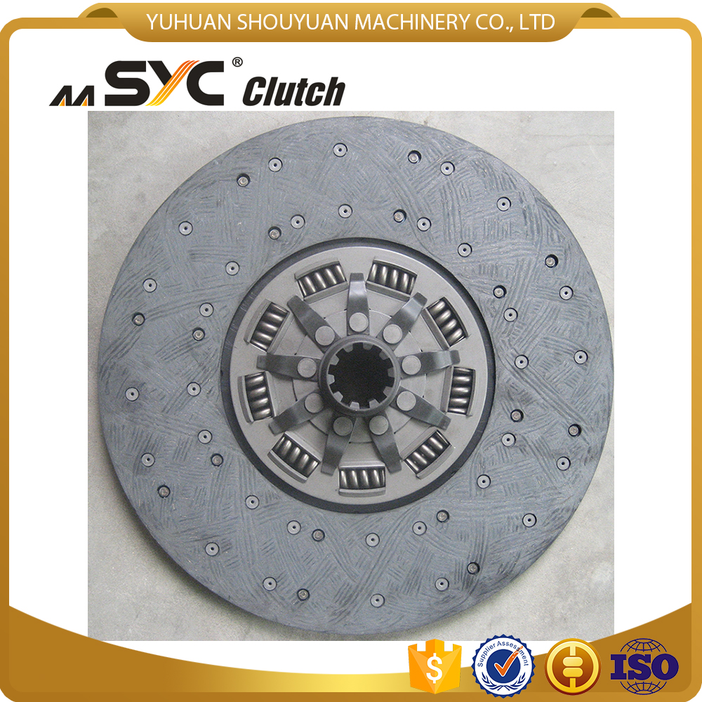 Heavy Duty Clutch Disc for Mercedes Benz