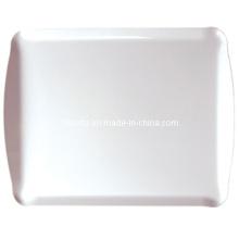 100% Melaimine Geschirr -Tray First-Grade Melamin Geschirr / (WT9021)