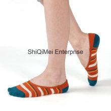 No corte de bajo hombres tobillos calcetines del barco Invisible algodón Mostrar