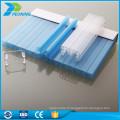 Accessoires H joint d'union feuille de profils en polycarbonate
