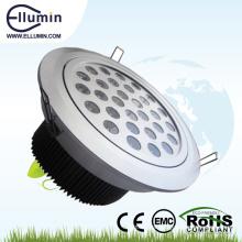 Alto lumen 30w led downlight con lámpara ce y rohs
