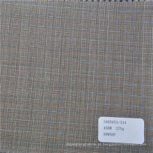 fibra de poliéster de lã misturado terno fornecedores de china de tecido