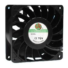 Ventilateurs axiaux d'impédance d'air de 120mmx120mm X38mm, AC120508 pour l'environnement à hautes températures