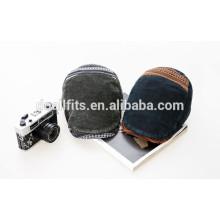 Высококачественная джинсовая плюшевая шляпа для мужчины ЕвропаStyle cap