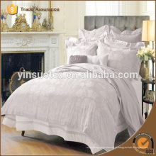 Hotel Bedspread Factory Soft Hotel Natural Cama King Size Lençóis