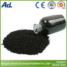 Tamiz molecular del carbón de la industria del adsorbente químico del gas de nitrógeno de la pureza