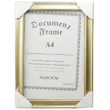 Фрейм документа Золотой A4