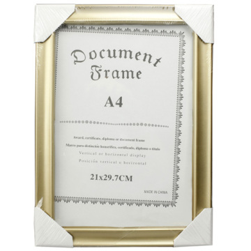 A4 or Document cadre
