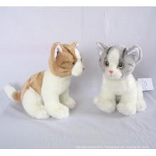 2015 nice cute plush toy cat