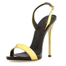 New Style Fashion High Heel Lady Sexy Sandal (W 144)