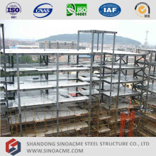 Multiple Story Steel Structure Office Building