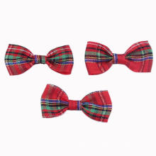 Gingham Papillon with 2 Loops