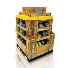 Pop-Karton-Display, Store Karton-Display