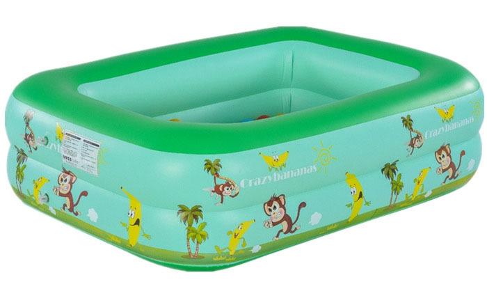 plastic baby pool