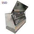 Waterproof Aluminum half lid Truck Tool Box