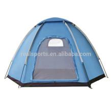 Barraca de acampamento de luxo Barraca de acampamento barraca de acampamento ao ar livre