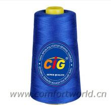 100% Spun polyester sewing thread 50S/3-3000Yds
