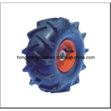 Rubber Wheel 400-8