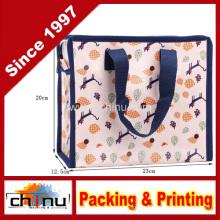 Promoção embalagem de compras não tecidos saco (920066)