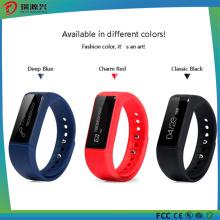2016 novo produto Bluetooth Sport Fitness pulseira inteligente