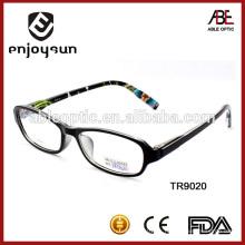 Nuevo diseño TR90 anteojos marco, Wenzhou gafas