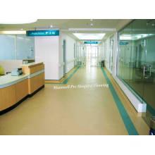 O revestimento médico do vinil / PVC / hospital usou o revestimento