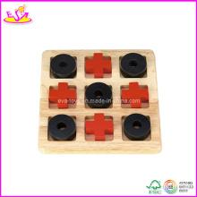 Jeu d'échecs simple en bois enfants (W11A018)