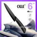Kitchen Decorations Black Blade Tile Knife
