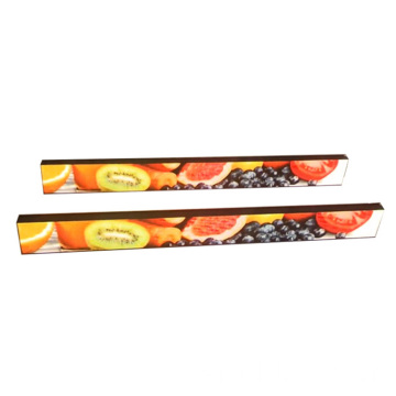 1200X120 / 240 Cob Header Shelf Led Display