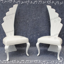 White Wood Dining Room Furniture Chair (YC-D86)