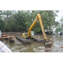 Wheel Amphibious Excavator Sale