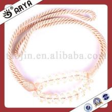 2015 neues Design Tieback Seil für Vorhang