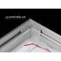 Anunciando caixas leves do diodo emissor de luz de Textile Framless
