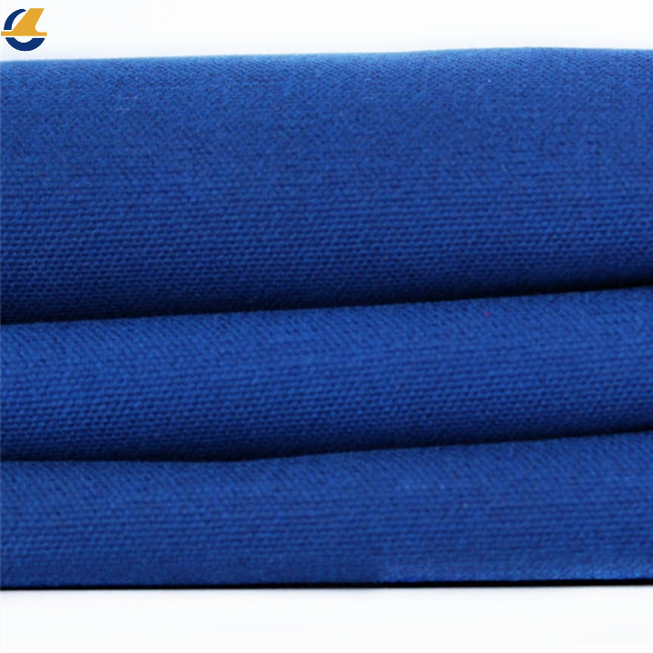 Blue cotton fabrics