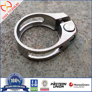 Titanium Check Ring for Bike