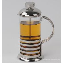 Bouilloire à eau à ébullition rapide en acier inoxydable