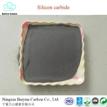 90% min precio de polvo de carburo de silicio SiC